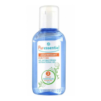 Puressentiel Antibacterial Gel with 3 Essential Oils - 25 ml