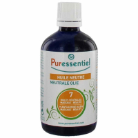 Puressentiel Neutral Oil with 7 Plant Oils - 100 ml