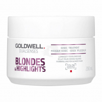 Goldwell Dualsenses Blondes & Highlights 60sec Treatment - 200ml