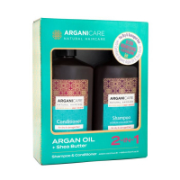 Arganicare Set 'Hydrating & Nourishing Argan Duo' - 2 Unités