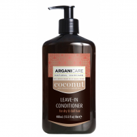 Arganicare Après-shampooing Leave-in 'Coconut' - 400 ml