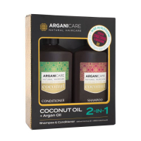 Arganicare Set 'Repair Coconut Duo Collection' - 400 ml, 2 Unités