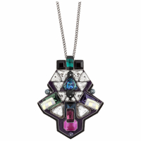 Swarovski 'Buzz' Pendant Necklace
