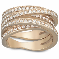 Swarovski Women's 'Spiral' Ring