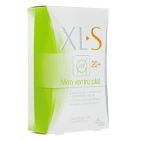 XL-S My Flat Belly 20+ - 30 tablets