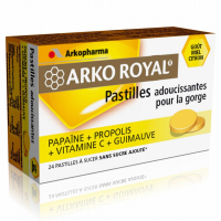 Arkopharma Arko Royal Soothing Lozenges for Throat - 24 loz