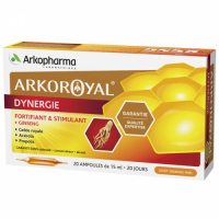 Arkopharma Arko Royal Dynergie - 20 Amp. / 10ml