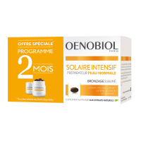 Oenobiol Tan Enhancer Intensive Protection'  - 30 Capsules, 2 Units