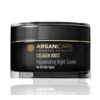 Arganicare 'Rejuvenating' Night Cream - 50 ml