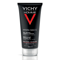 Vichy Invigorating Hydra Mag-C Shower Gel - 200ml