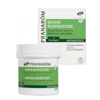Pranarom Aromaforce Respiratorisch Balsam BIO - 80 ml