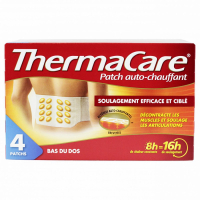 Thermacare Back - Box of 4 Patches