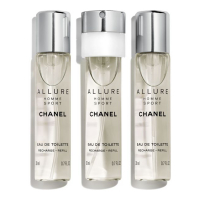 Chanel Eau de toilette Spray 'Allure Sport - Recharges' - 3 x 20ml