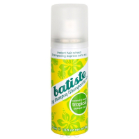 Batiste 'Tropical' Dry Shampoo - 50 ml