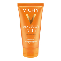 Vichy 'Ideal Soleil' Emulsion Visage SPF50 - 50ml