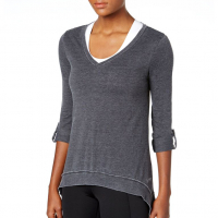 Calvin Klein Women's 'Long-Sleeve' Top