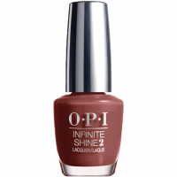 OPI 'Linger Over Coffee' Infinit Shine Nagellack