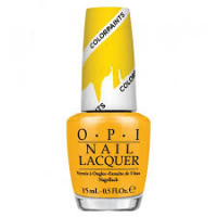 OPI  Nail Polish - #Primarily Yellow 15 ml