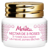 Melvita Nectar 3 Roses: Lèvres & Zones Sèches - 8g