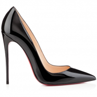 Christian Louboutin So Kate 120' Patent Leather Pumpen Für Damen
