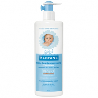 Klorane Baby - Nourishing Cleansing Cream 500 ml