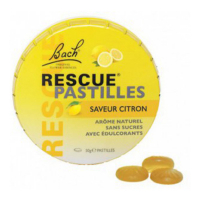 Fleurs de Bach Rescue Tablets Lemon - 50 g