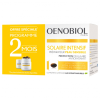 Oenobiol 'Intensive Solar Nutriprotection Light Skins' Pack of 2 (2 x 30 caspules)