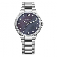 Swarovski 'City Grey' Watch