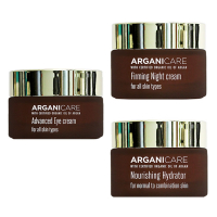 Arganicare 'Hydrating Face Trio' Set - 3 Units