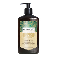 Arganicare Castor Oil - Ultra-Hydrating Organic Leave-In Conditioner
