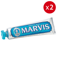 Marvis Dentifrice 'Aquatic Mint' - 85 ml