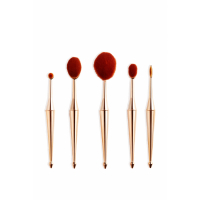 Terre Mère Oval Brush Set 5 pc