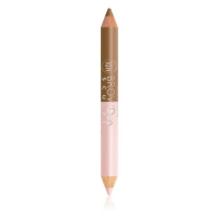 Bourjois 'Duo Sculp' Augenbrauenstift - #021 Blonde 2.7 g