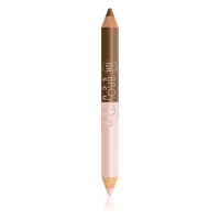 Bourjois 'Duo Sculp' Augenbrauenstift - #022 Chestnut 2.7 g