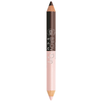 Bourjois 'Duo Sculp' Augenbrauenstift - #023 Brown 2.7 g