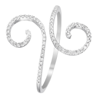 Diamond & Co 'Spirale d'Amour' Ring