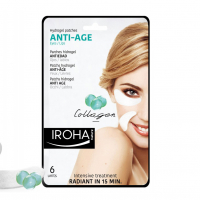 Iroha Nature 'Anti-age' Hydrogel Patches - Augen u. Lippenkontouren