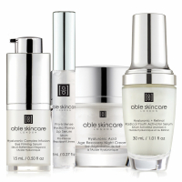 Able Skincare London Set Pro Hyaluronic Helden - 4 pcs