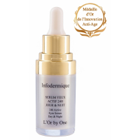 L'Or by One Infodermique - 24h Active Eyes Serum Day & Night