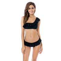 Relleciga Women's 'Relleciga Girl' Asymetrical Bikini