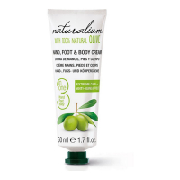 Naturalium 100% Olive Hand, Foot & Body Cream 50 ml