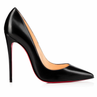 Christian Louboutin Escarpins 'So Kate Nappa Shiny 120'