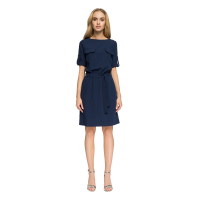 Stylove Women's Short-Sleeved Dress