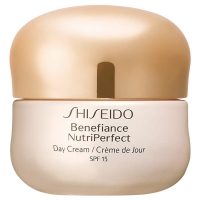 Shiseido 'Benefiance Nutriperfect Day Spf15' Creme - 50 ml