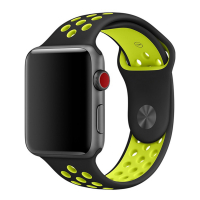 Inkasus Bracelet sport silicone pour Apple Watch version