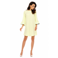 Naoko Women's 3/4 Long-Sleeved Dress