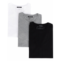 Balmain Men's Pack of 3 T-Shirts