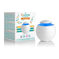 Puressentiel Ultrasonic humidifier diffuser O'Xygene