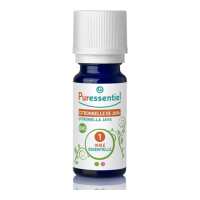 Puressentiel Java Citronella Bio Ätherisches Öl - 10 ml