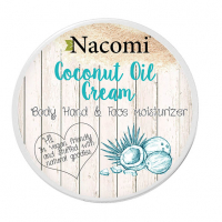 Nacomi Coconut oil cream (face, body & hands) - 100 ml